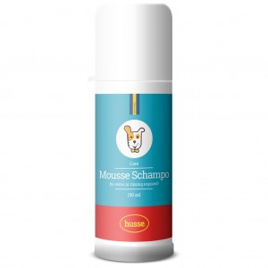 Mousse Shampoo: 150 ml