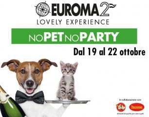 No pet No party - Husse a Euroma2