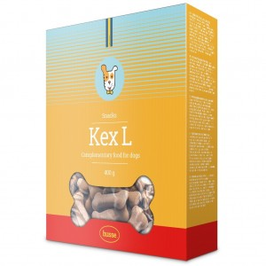 Kex L: 400 g scatola